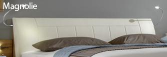 postel toledo v kožence magnolie