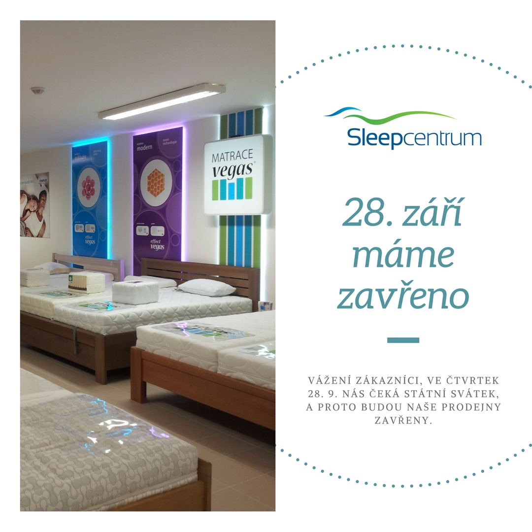 28-zari-statni-svatek-sleep-centrum